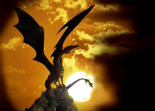 Dragon (mythologie) définition + 6 vidéos dans Mythe-Légende dragon01