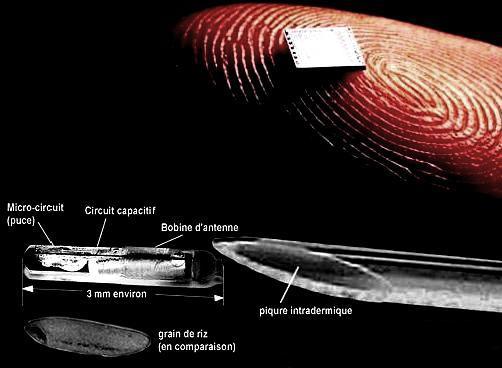 Puce sous cutanée (RFID) définition + 3 vidéos dans Nouvel Ordre Mondial microchip01