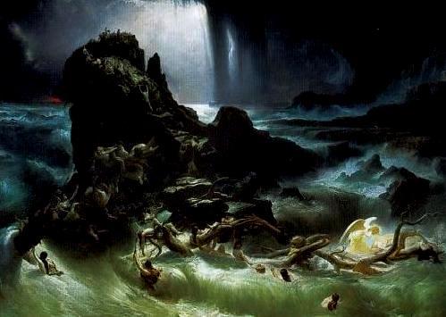 Déluge mythe ou réalité définition + 5 vidéos dans Mythe-Légende deluge02