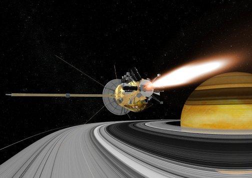 Saturne (planète) définition + 3 vidéos dans Astronomie saturne01