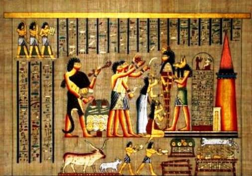 Livre des morts définition + 5 vidéos dans Archéologie livredesmorts02