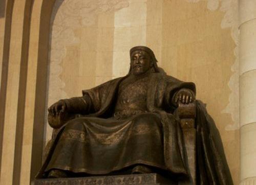 Gengis Khan définition + 4 vidéos dans Historique genghiskhan01