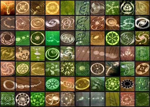 Agroglyphe ou Cercle de culture dans Agroglyphe cropcircle01