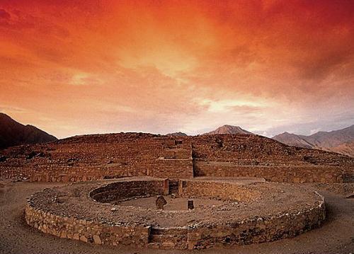 Caral (Pérou) définition + 5 vidéos dans Archéologie pyramidescaral02