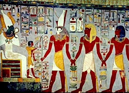 Ramsès Ier définition + 4 vidéos dans Archéologie ramsesi01