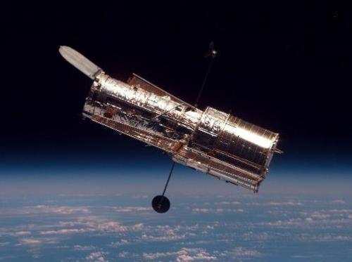 Télescope spatial Hubble définition + 4 vidéos dans Science-Technologie hubble01