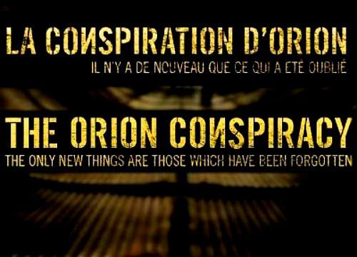 La conspiration d'Orion + vidéo dans Hypothèse laconspirationorion01