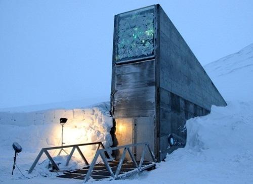 Svalbard Global Seed Vault définition + vidéo dans Ecologie svalbard03